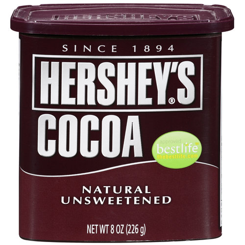Hershey's Natural Unsweetened Cocoa, 8 oz