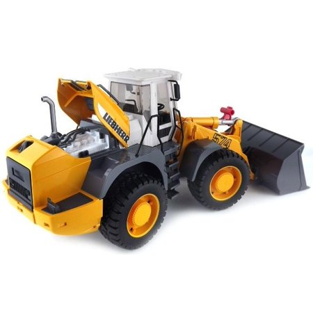 Bruder - 02430 | Construction: Liebher Articulated Road Loader L574 - image 5 of 5