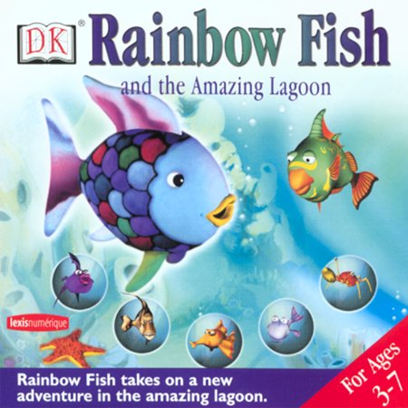 Rainbow Fish And The Amazing Lagoon- XSDP -836330006050 - Mystery Fish and his friends live happily in the ocean.  One day, his friend Mollo falls ill.  Eleanor the octopus knows of a miracle