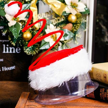 Christmas Novelty Hats Sale (Kids Girls Boys Adult Christmas Cap Santa Novelty Hat for Christmas)
