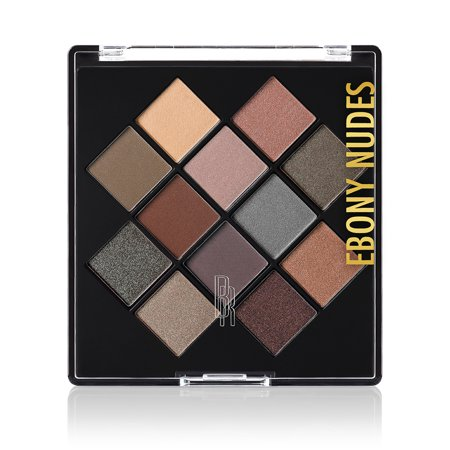 Black Radiance Eye Appeal™ Shadow Palette, Ebony Nudes