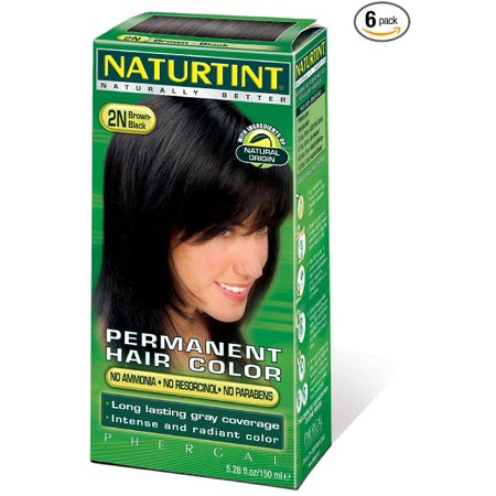 Naturtint Permanent Hair Color 2N Black Brown