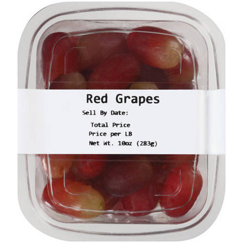 Red Grapes, 10 oz