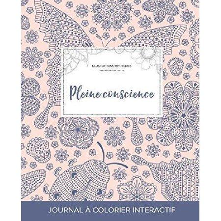 Journal de Coloration Adulte: Pleine Conscience (Illustrations Mythiques, Coccinelle) - image 1 of 1