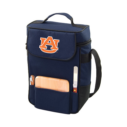 "Picnic Time Duet Auburn University Tigers Embroidered  10"" x 6"" x 14"""
