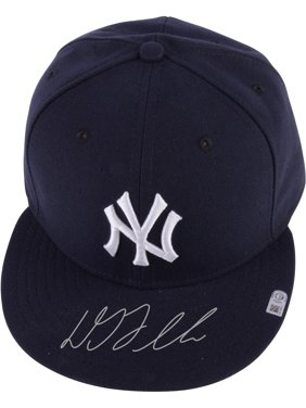 DJ LeMahieu New York Yankees Autographed New Era Hat - Fanatics Authentic Certified