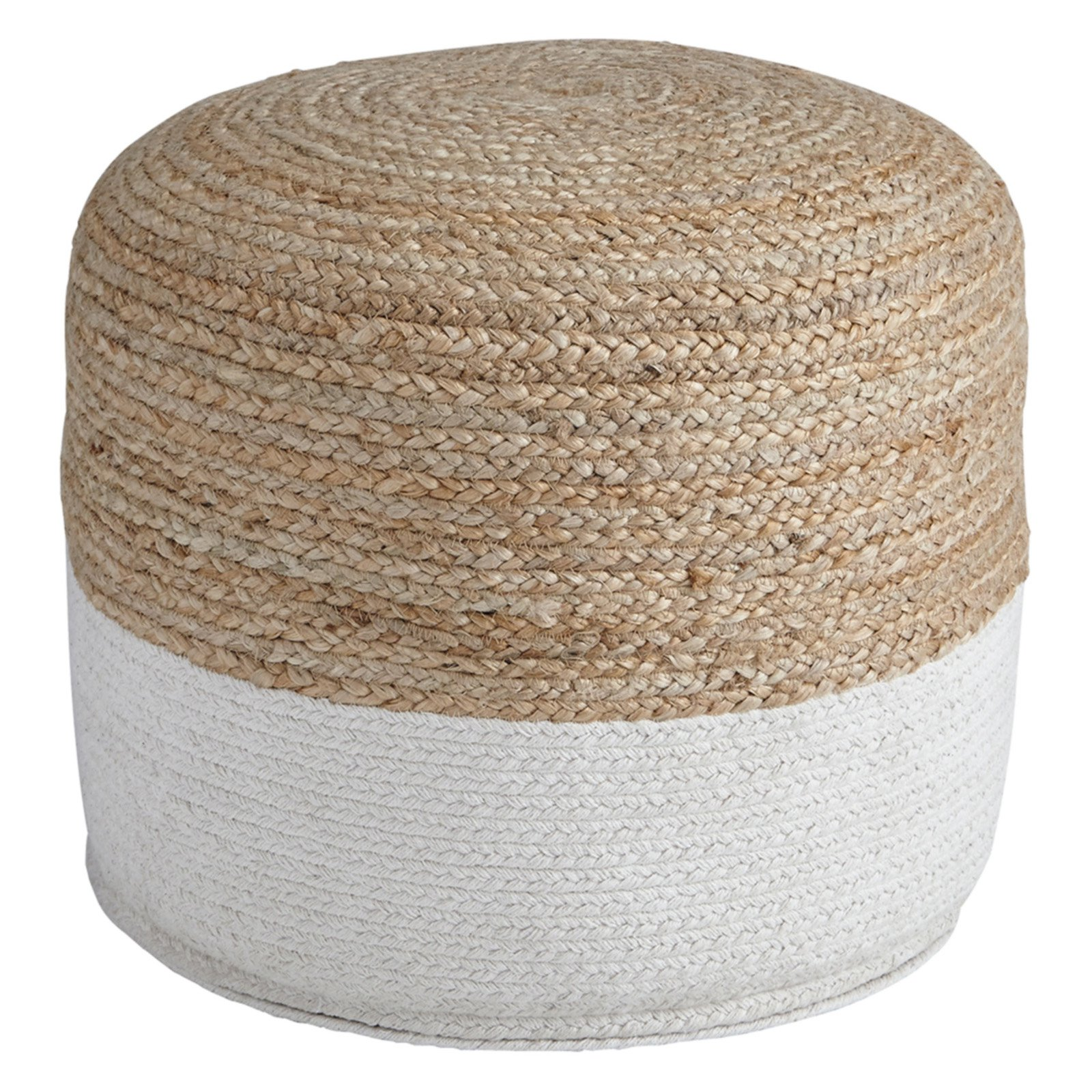 Signature Design by Ashley Sweed Valley Pouf