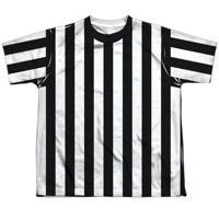 - Referee Shirt - Youth Short Sleeve Shirt - Medium