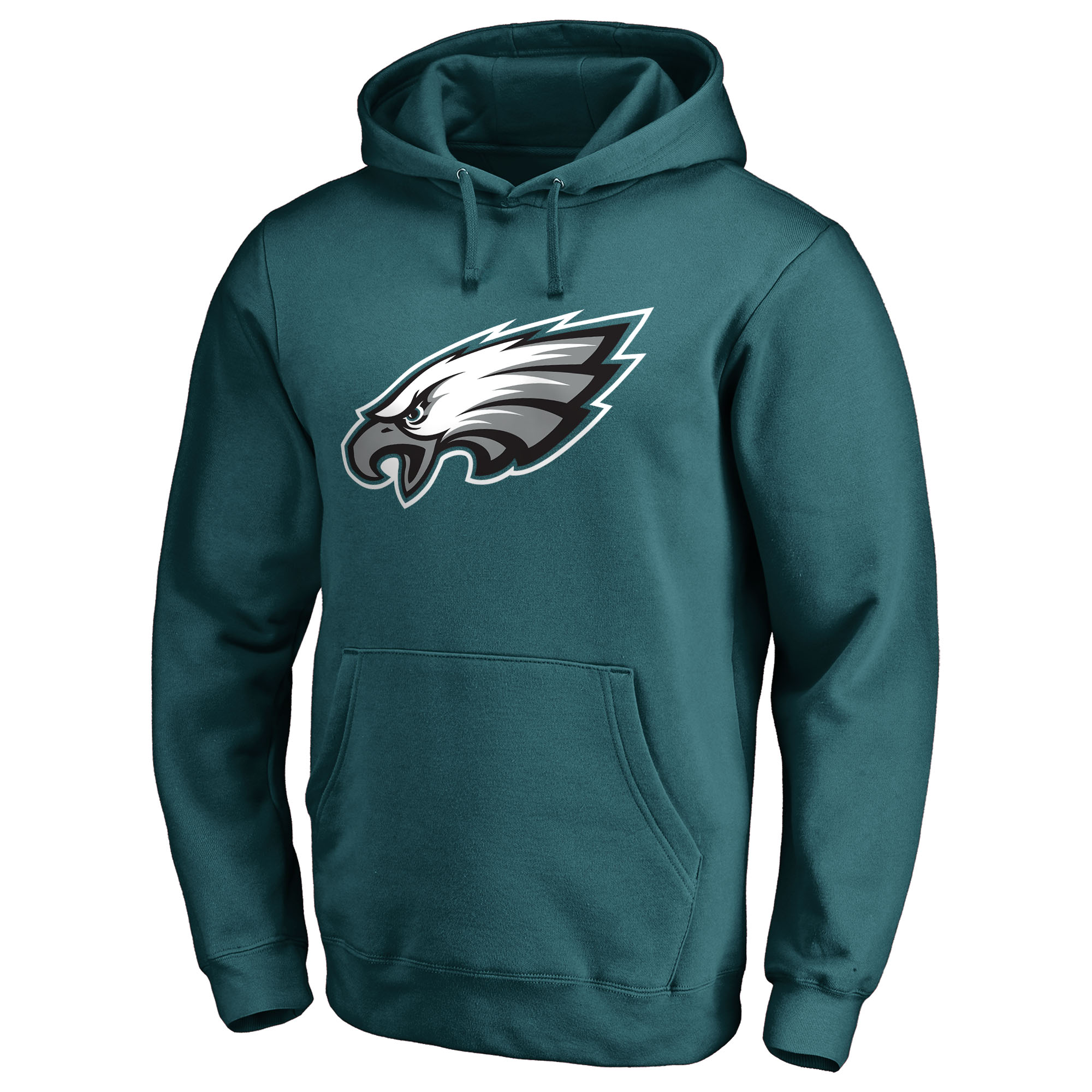 Nick Foles Philadelphia Eagles NFL Pro Line by Fanatics Branded Player Icon  Name   Number Pullover Hoodie - Midnight Green - Walmart.com 55b353125