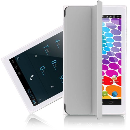 """Indigi® 7.0"""" Unlocked 3G Smart Phone 2-in-1 Phablet Android 4.4 Tablet PC w/ Built-in"""