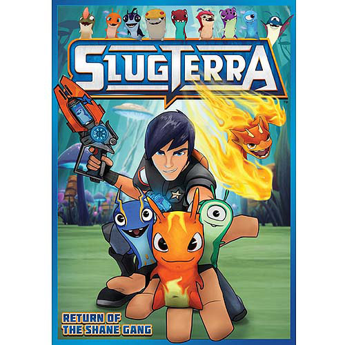 SlugTerra, Vol. 2 - Slugs Unleashed
