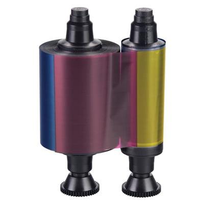 Evolis R3314 YMCKOK Color Ribbon - 200 Prints - Evolis Printer Ribbon