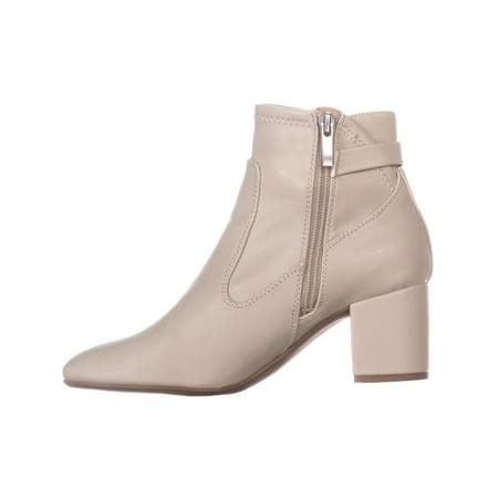 aa1c4e82cc9 Franco Sarto Newton Zip Up Block Heel Boots