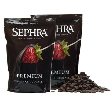Sephra Sephra Premium Dark Fondue Chocolate