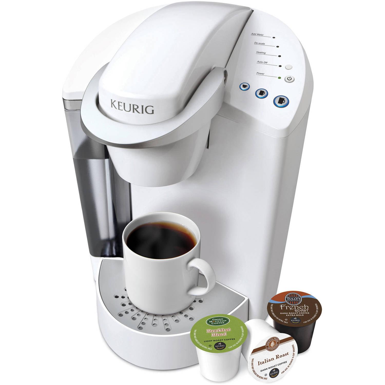 Keurig Elite K40 Single Serve Coffeemaker Brewing System,...