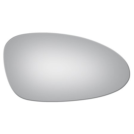 Burco 3613 Right Side Power Replacement Mirror Glass for Porsche 911, 928, 968 ()