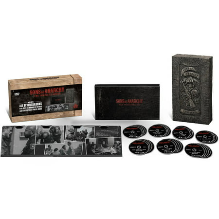 Sons of Anarchy: The Complete Series (Limted Edition Gift Set) - Sons Of Anarchy Halloween