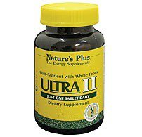Ultra Two Nature's Plus 180 Tabs