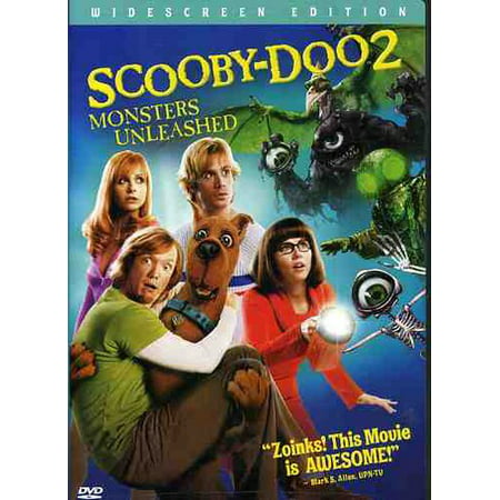 Scooby Doo 2: Monsters Unleashed (DVD) (Scooby Doo 2 Monsters Unleashed Monsters Cards)