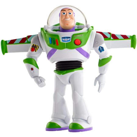 Disney/Pixar Toy Story 4 Ultimate Walking & Talking Buzz Lightyear (Toy Story Girl Characters)