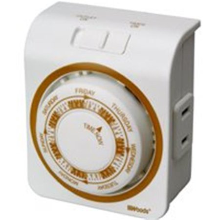Coleman Cable 50003 Indoor Vacation Timer - image 1 of 1