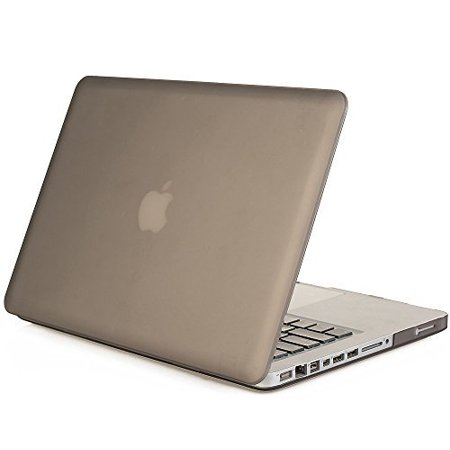Mosiso MacBook Pro 13 Case, Ultra Slim Soft-Touch Plastic See Through Hard Shell Snap On Cover for MacBook Pro 13.3