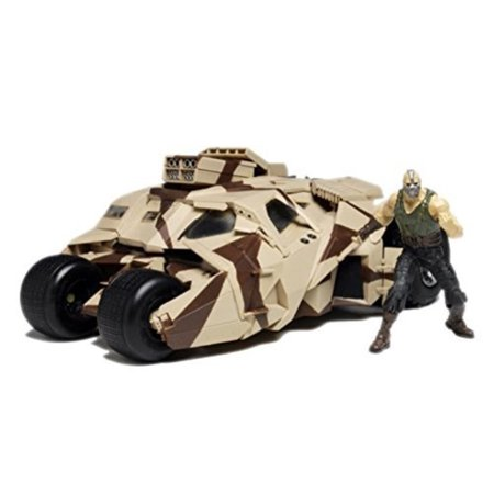 Moebius 967 The Dark Knight Trilogy Armored Tumbler with Bane 1:25 Scale Plastic Model Kit - Requir