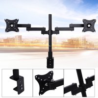 Anauto 13-27 inches Dual Monitor Stand Dual Table Bracket Screen Holder NEW MI 03
