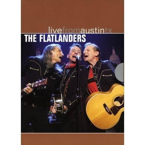 Live From Austin, Texas (Amaray Case) (DVD Slipcase)