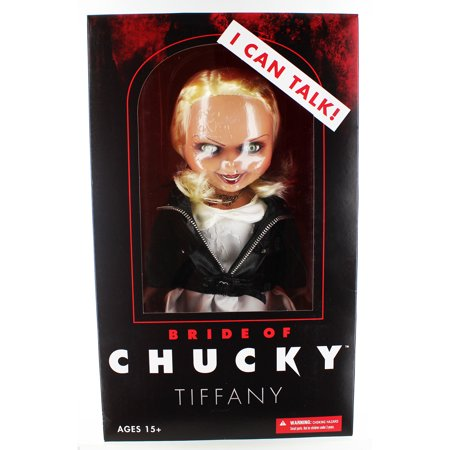 Child's Play Bride of Chucky Talking Tiffany Doll (Talking Chucky)
