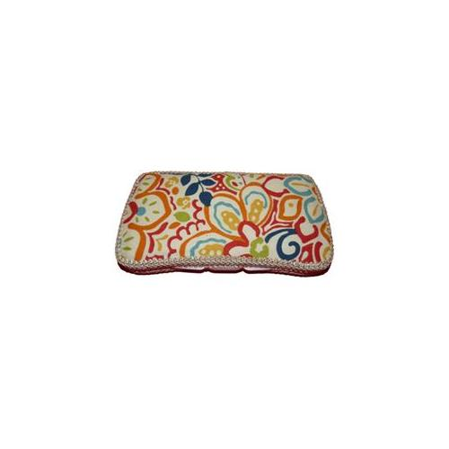 LiliCouture LC-1292N-pop Flower Power Baby Wipes Travel Container, Neutral