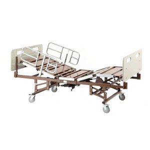 Bariatric Bed Package with BAR750, BARMATTEXP, 750 lb. Capacity (Single [Each-1])