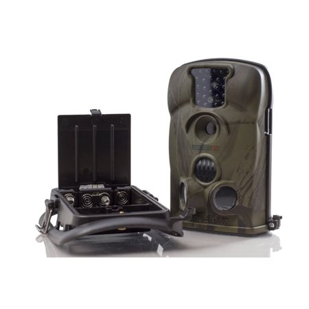 Record Quality Video w/ AcornTrail Hunting Game Cam Motion Detector (Motion Sensor Record)