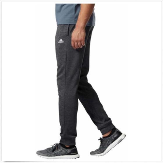 4cb15e8e94b4 adidas Men's Team Issue Tech Fleece Jogger Athletic Pants, Dark Grey  Heather, XL