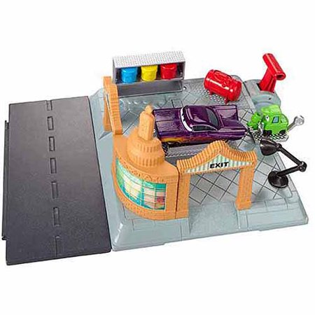Disney Cars Action Shifters Ramone's Body Shop Play Set