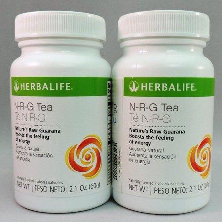 Herbalife N-r-g Nature's Raw Guarana Tea-original 2.12oz (2 Bottles)