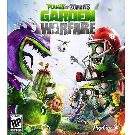 Electronic Arts Plants vs  Zombies: Garden Warfare (Digital Code)