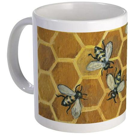 CafePress - Honey Bee Coffee/Tea Mug - Unique Coffee Mug, Coffee Cup CafePress
