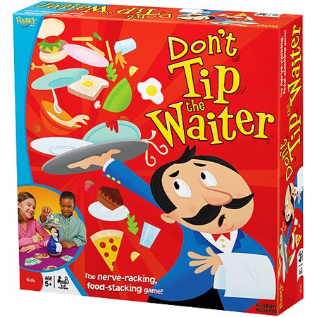 Ideal Dont Tip The Waiter Game