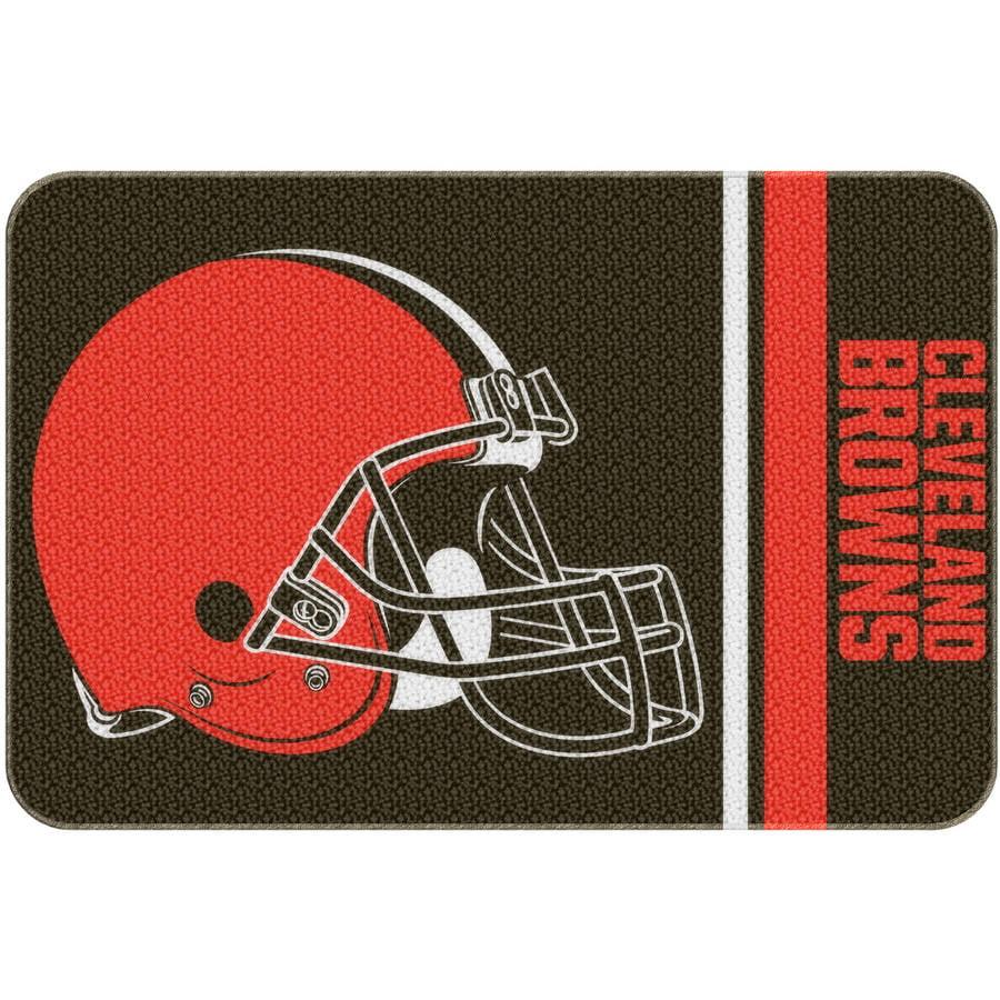 "NFL Cleveland Browns 20"" x 30"" Bath Rug"