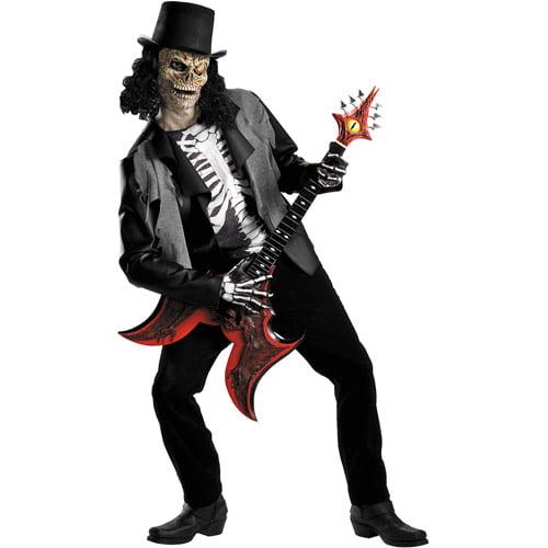 Cryptic Rocker Adult Halloween Costume