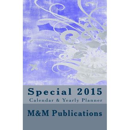 Special 2015 Calendar   Yearly Planner  Informative And Handy 2015 Yearly Daily Calendar And Planner   Full Moon Indication   Equinox Solstice Indicat