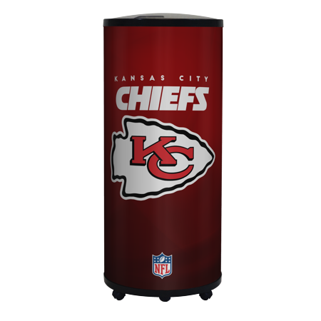 NFL Ice Barrel Cooler -Kansas City Chiefs by