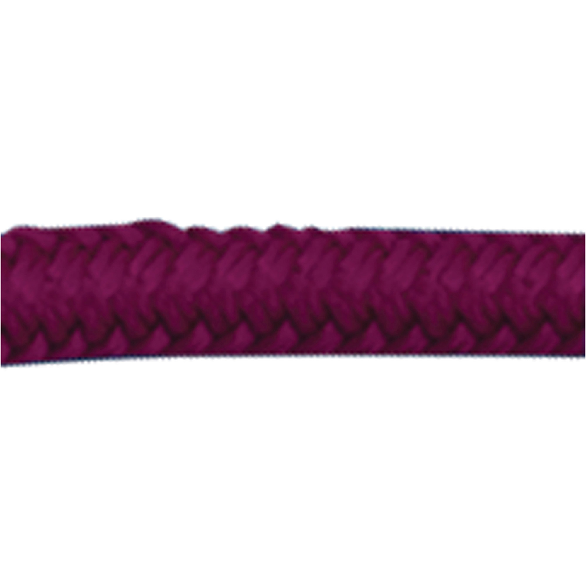"Sea Dog Dock Line, Double Braided Nylon, 1 2"" x 15', Burgundy by Sea-Dog Line"