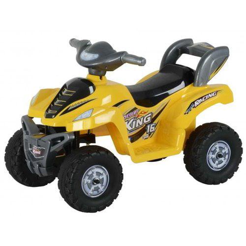 Best Ride On Cars Lil Kids 6V Battery Powered ATV