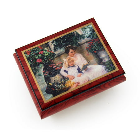 - Very Special Radiant Mother Ercolano Music Box -