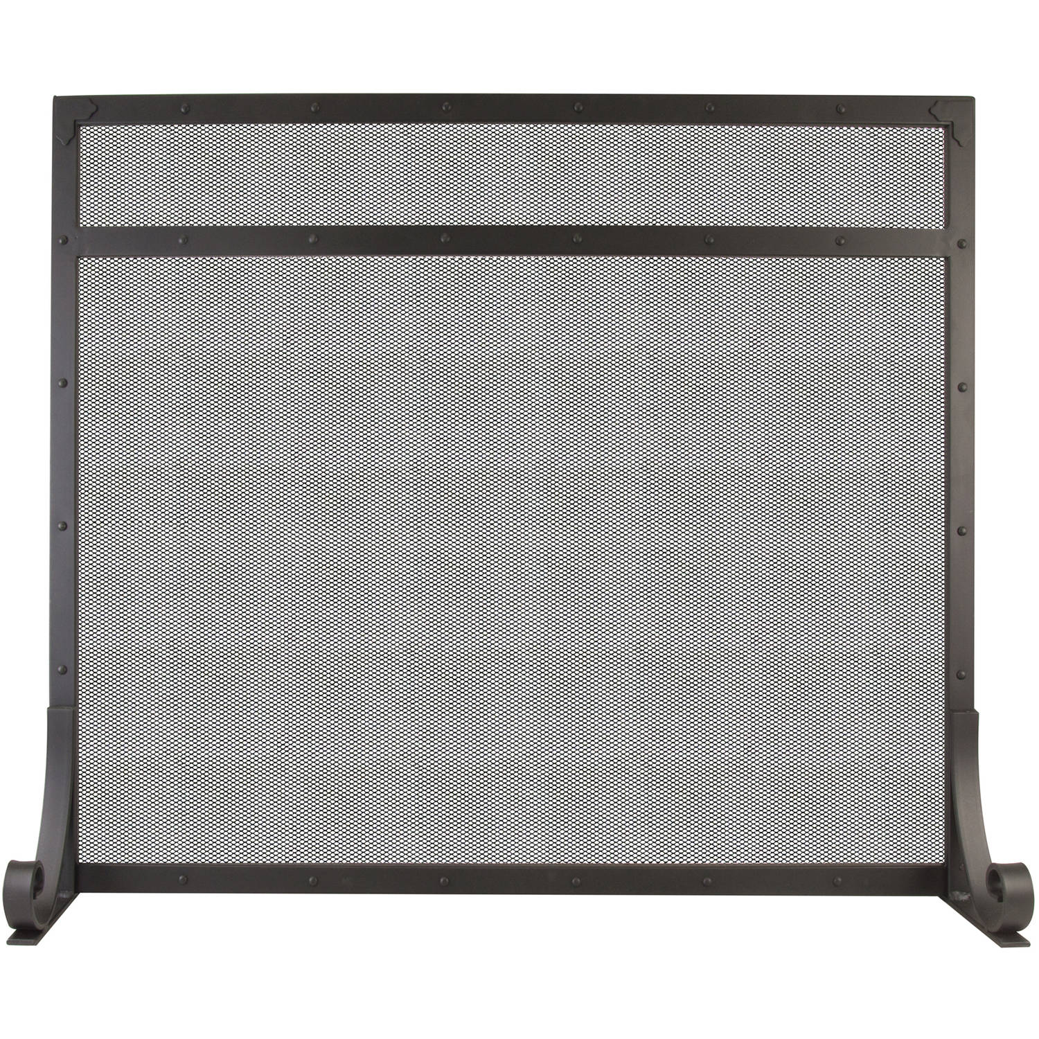 Pleasant Hearth Selene Fireplace Screen, FA989SA