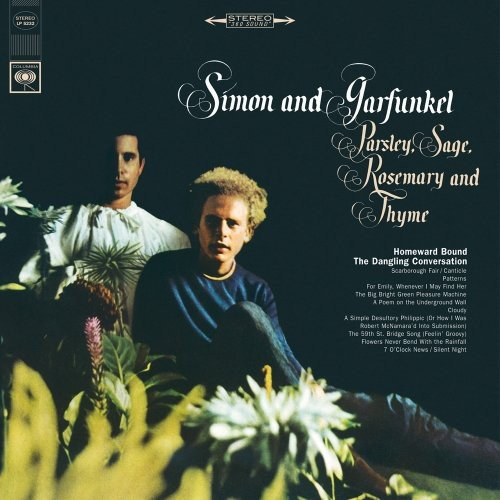 Parsley Sage Rosemary & Thyme (Vinyl)