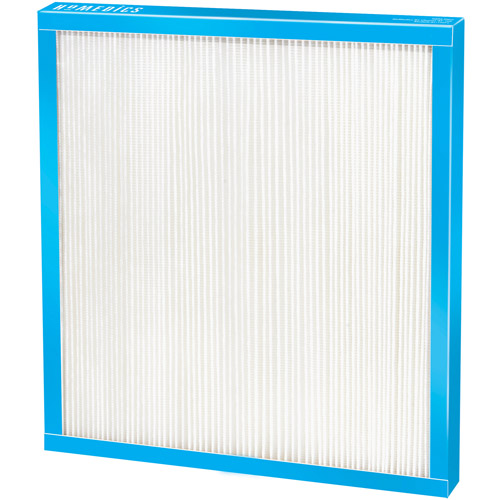 HoMedics Hypoallergenic HEPA Air Cleaner Replacement Filter, AF-100FL