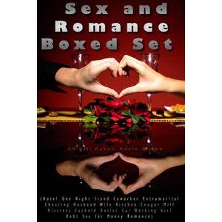 Sex and Romance Boxed Set (Hotel One Night Stand Coworker Extramarital Cheating Husband Wife Kitchen Cougar Milf Mistress Cuckold Butler Car Working Girl Debt Sex for Money Romance) - - Halloween Costumes For Husband And Wife